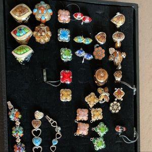 Murano Glass Bracelet, Alan K designer